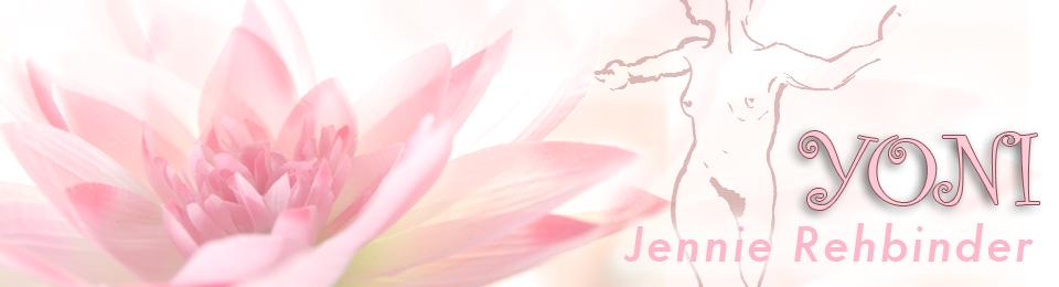 Jennie Rehbinder – YONI – kurser, coaching och taktil stimulering