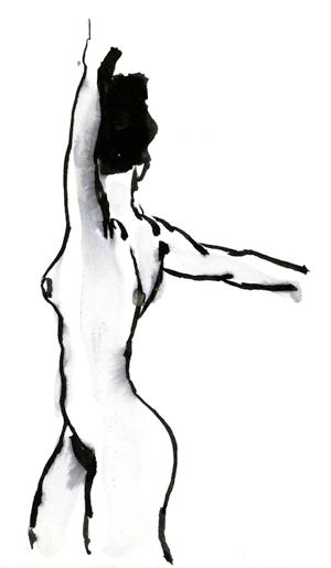 kroki av Carl Johan Rehbinder